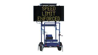 Police Mini Message Board