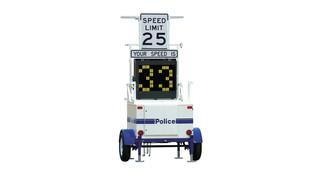 Solar Mobile Traffic Monitor