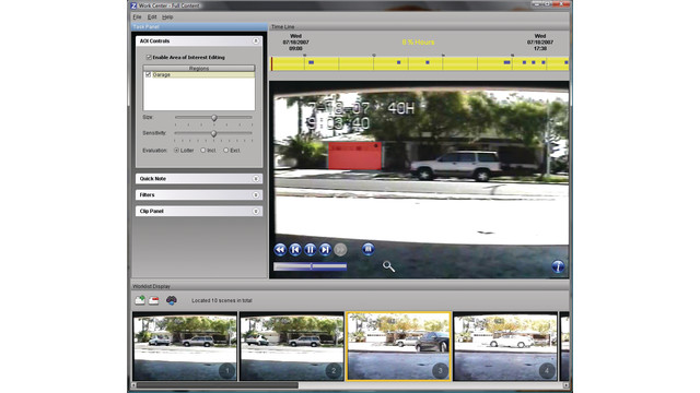 ZViDEO Surveillance Video System (SVS)