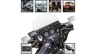 DV-500 Ultra Digital Video System for motorcycles to watercraft