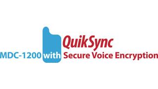 QuikSync: MDC-1200/GE-Star and Encryption