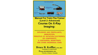 Train-The-Trainer Manual on IED Components and Other Hazardous Items