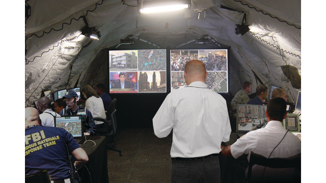 DRASH Deployable Command and Control Equipment (DC2E)