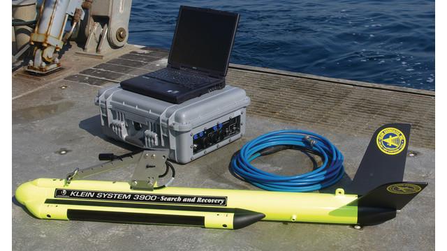 Model 3900 Side Scan Sonar