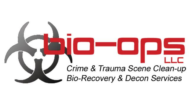 BIO-OPS CRIME SCENE CLEAN-UP
