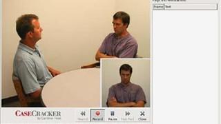 CaseCracker Interview Management System