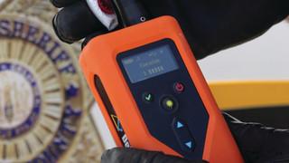 ReporteR road-side drug testing system