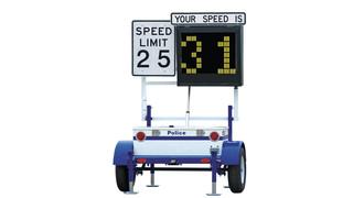 Speed Awareness Monitor (SAM)