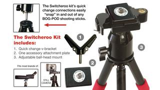 Switcheroo Quick Change Head System