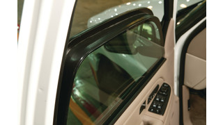 Vehicle Security Glass