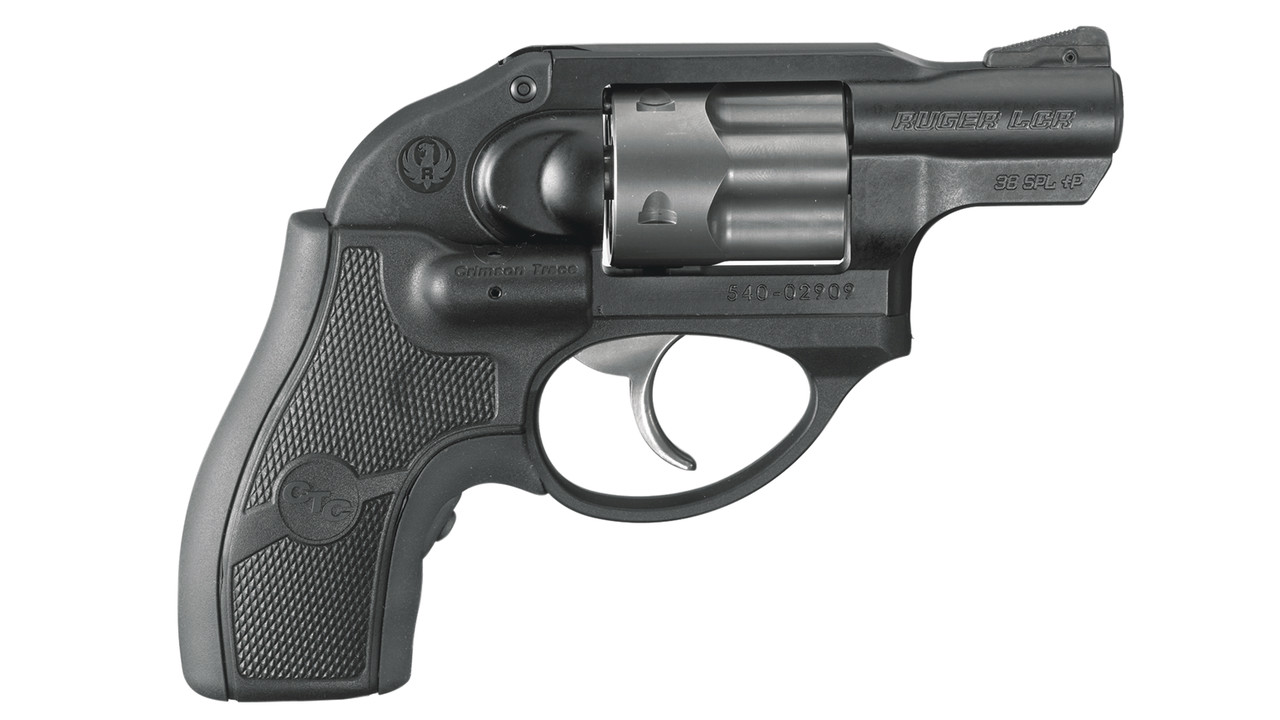 Lcr In Hand : Ruger lcr officer