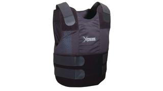 ABA Xtreme HP Ballistic Vest, Levels II & IIIA