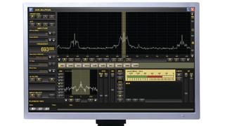 Advanced AR-IQ Software for AR-ALPHA Multi-Mode Receiver