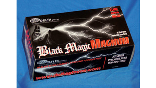 Black Magic Magnum nitrile gloves