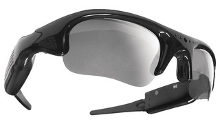 Covert spy-cam glasses