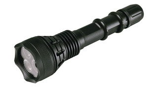 Javelin Series J600 and J600W tactical flashlights