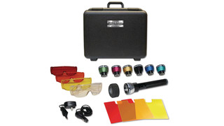 OFK-7000 OPTIMAX Multi-Lite LED Forensic Light Source Kit
