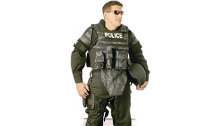 Protech Rapid Response Body Armor, IIIA