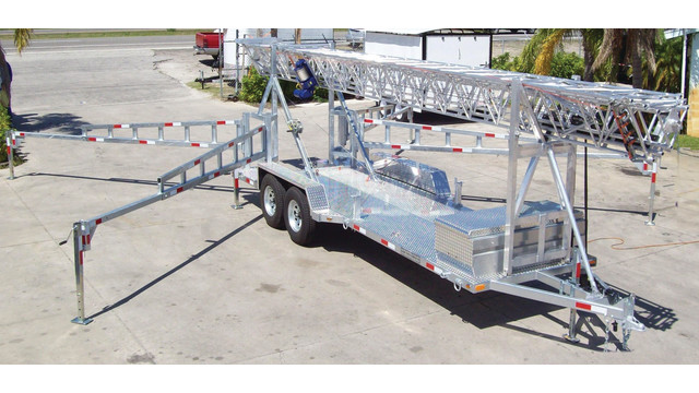 Scorpion 53-70 trailer tower unit