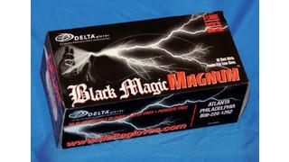 Black Magic Magnum nitrile gloves