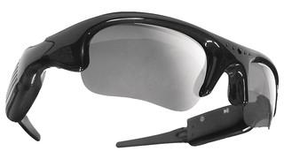 Covert spy-cam glasses