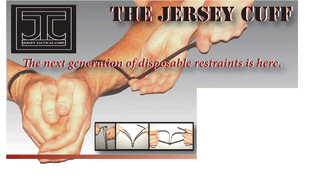 Jersey Cuff- 2009 Innovation Awards Winner: Corrections & Security