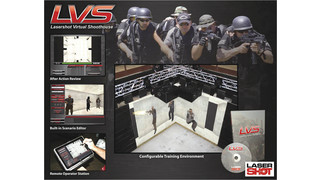 LaserShot Virtual Shoothouse LVS