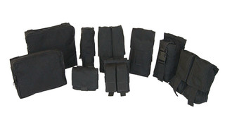 Protech Modular Pouches for Protech Tactical Vests