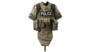 Protech Tactical Ballistic Throat Protection