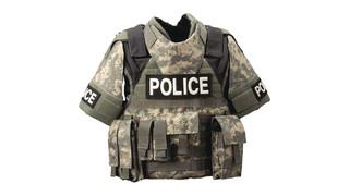 Protech Titan Assault Tactical Vest, IIIA