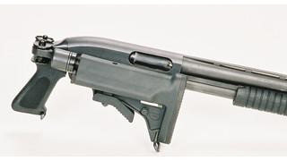 Rem 870 12 gauge Side Folding M4 Telescoping Stock