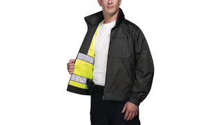 Reversible  Hi Viz Jacket