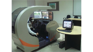 TecknoSim C180 Driving Simulator