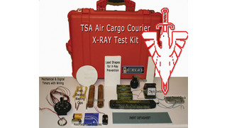 TSA I.E.D. X-Ray Training &Test Kits