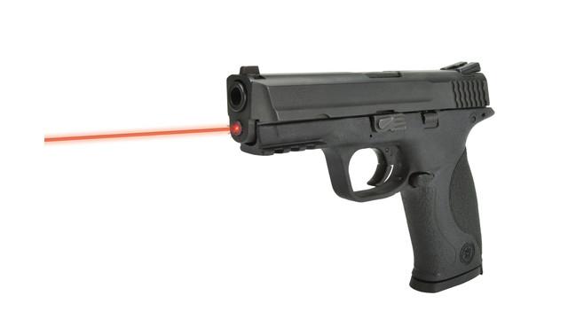 M&P guide rod laser