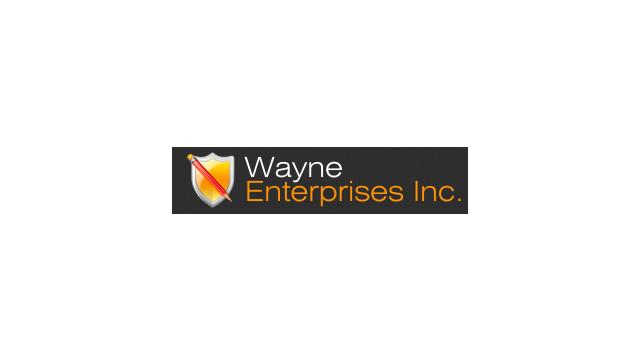 WAYNE ENTERPRISES INC.