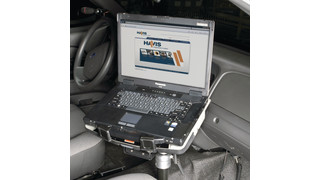 DS-PAN-401, a docking station for the Panasonic CF-52 Toughbook
