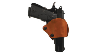 Slide with Thumb Break Holster