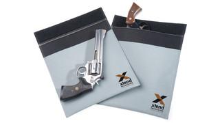 Canvas gun pouch
