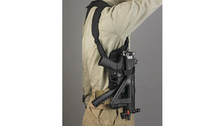 Diplomatic Security Detail (DSD) Sub-Gun Shoulder Rig