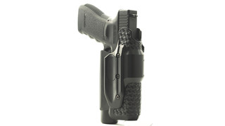 Light-bearing holster