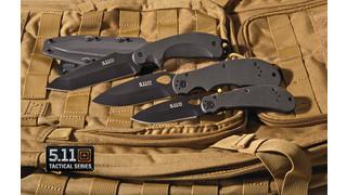 Mike Vellekamp-desgined knife collection