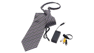 Hi Res Color Neck Tie Camera