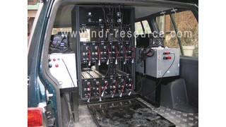 NDR-V4000 Convoy Jamming System