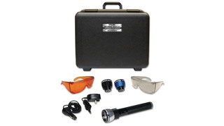 OFK-300 OPTIMAX Multi-Lite Forensic Inspection Field Kit