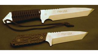 3 Strider knife models, FN-1, FN-2, FN-3