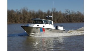 40-foot V Dauntless Class vessel - Haiti Coast Guard