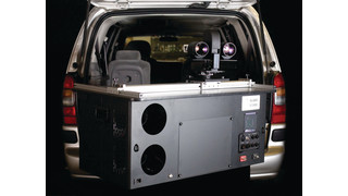 IP-Complete Surveillance Vehicle