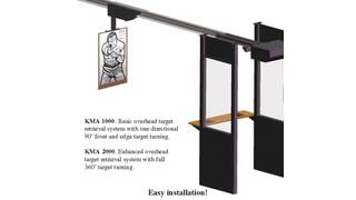 KMA Overhead Target Retrieval System