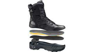 VGS Tactical Uniform Boots